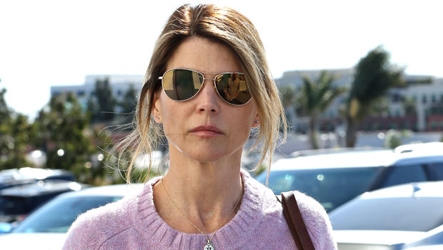 Lori Loughlin Pictured For The 1st Time Since Leaving Prison 2 Months Ago As New Netflix Doc Nears