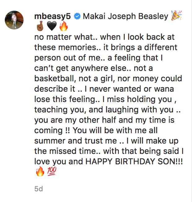 Malik Beasley
