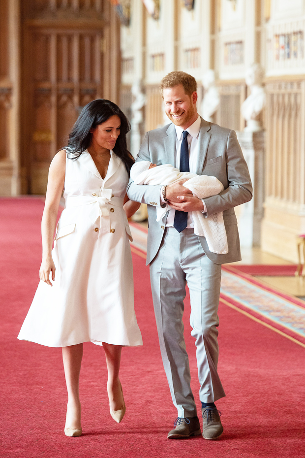 Meghan Markle, Prince Harry, Archie