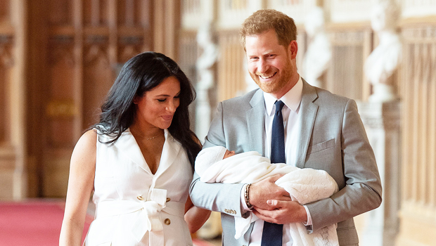 Meghan Markle & Prince Harry: Royal Historian Says Archie Not Having A Title Is 'Not A Racial Issue' – Here's Why
