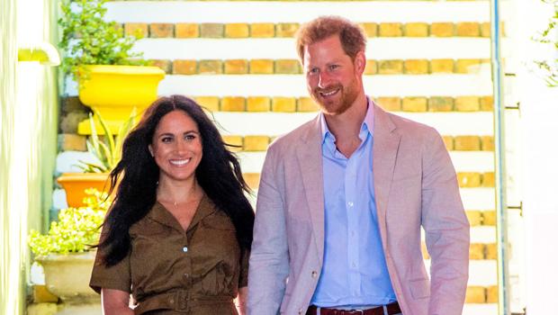 Meghan Markle Prince Harry Oprah Interview