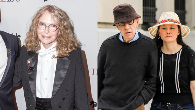 Mia Farrow, Woody Allen, Soon-Yi Previn