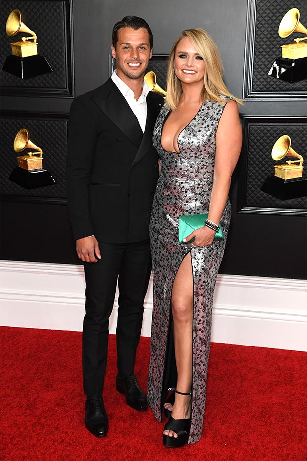 Brendan McLoughlin and Miranda Lambert