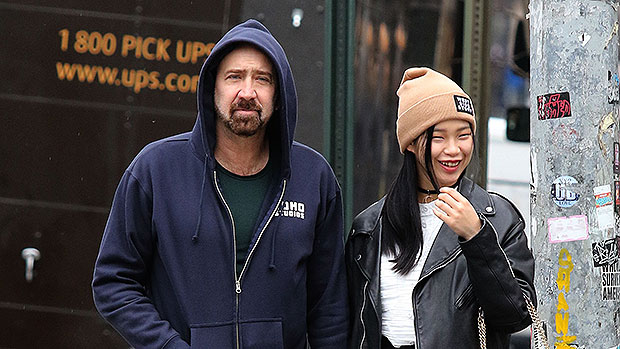 Nicolas Cage, 56, Gets Married For The 5th Time: Actor Weds 26-Year-Old Girlfriend Riko Shibata