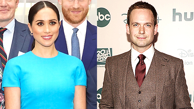 Meghan Markle's 'Suits' Co-Star Patrick J. Adams Trashes The Royal Family: 'Find Someone Else To Torment'