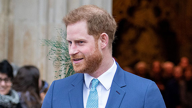 Prince Harry Admits Losing Mom Princess Diana At 12 Left A 'Huge Hole Inside' Of Him