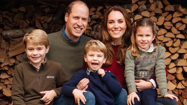 Prince William, Kate Middleton, Prince George, Princess Charlotte, Prince Louis