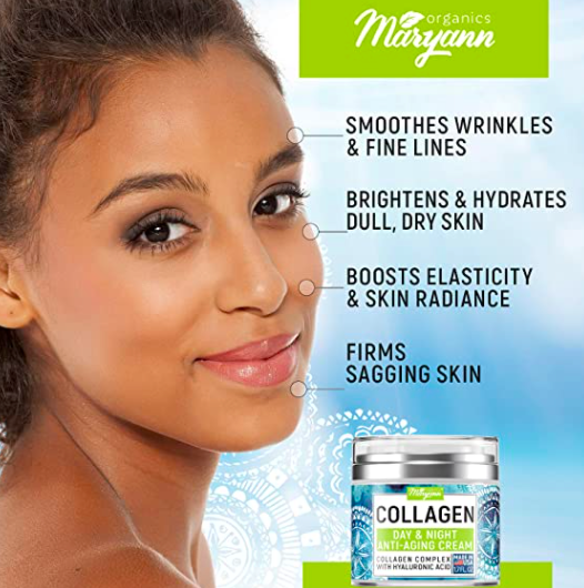 Anti-aging Collagen cream