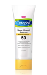 cetaphil sunscreen