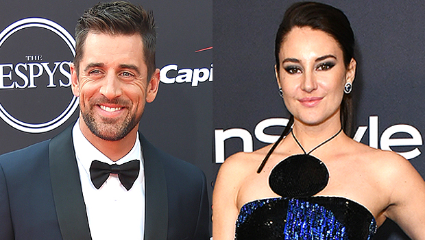 Aaron Rodgers Says Engagement To Shailene Woodley Is The 'Best Thing That's Happened To Me'.jpg