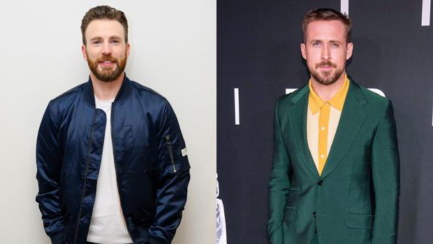 Ryan Gosling Chris Evans