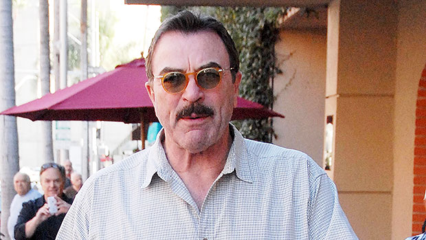 Tom Selleck, 76, Makes Rare Appearance While Running Errands In LA: See 1st Pics Amid Pandemic.jpg
