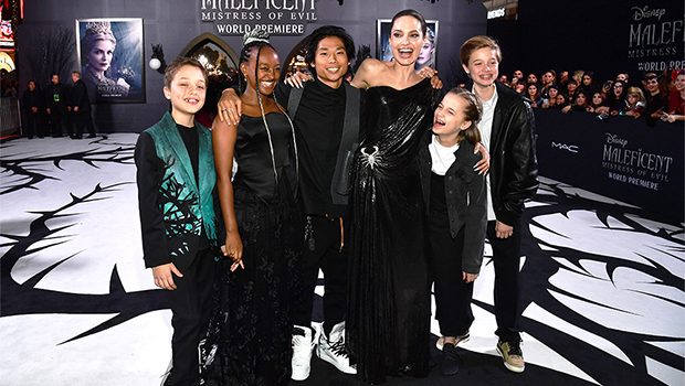 Angelina Jolie Brad Pitt Kids Testifying