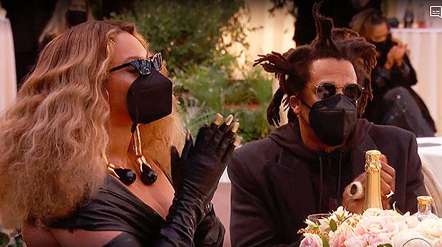 Beyonce Jay-Z Grammys 2021