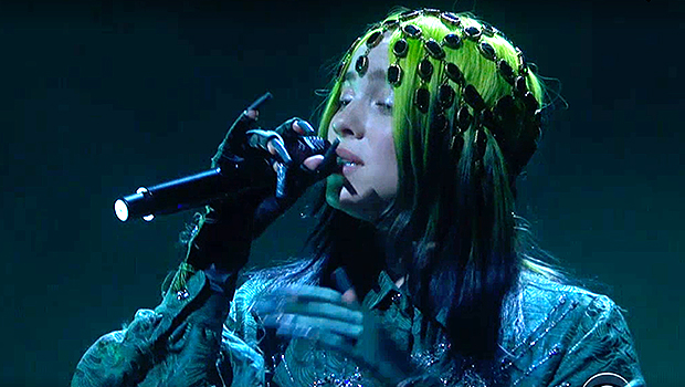 Billie Eilish Rocks 2021 Grammy Awards With Super Chill Performance Of 'Everything I Wanted'