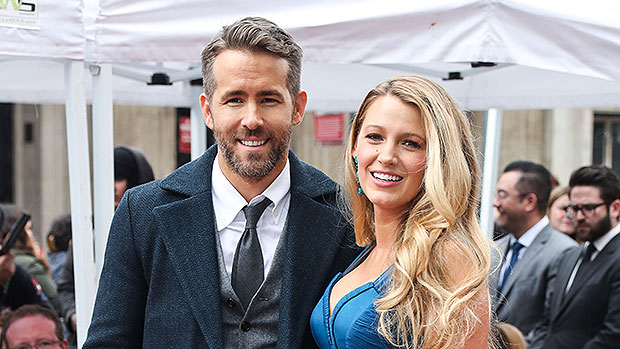Blake Lively Jokes Ryan Reynolds 'Didn't Invite' Her To Set When Brad Pitt Filmed 'Deadpool 2' Cameo