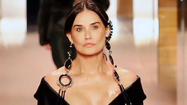 Demi Moore, 58, Shares New Makeup-Free Selfie 1 Month After Runway Pic Goes Viral