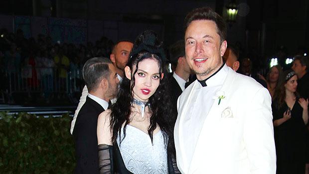 Elon Musk, Grimes