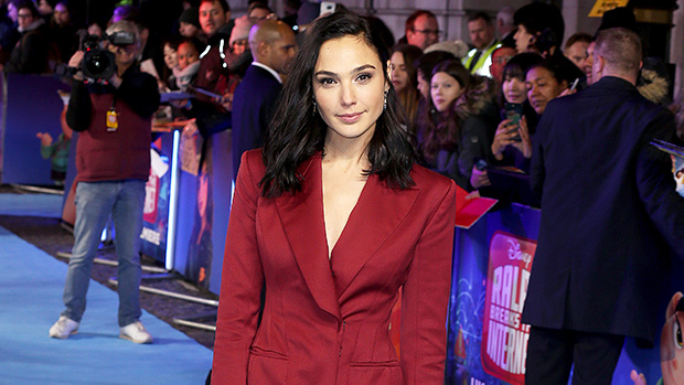 Gal Gadot Pregnant With 3rd Child: Actress Reveals She's Expecting With Sweet Pic Of Husband & Kids Cradling Her Bump.jpg