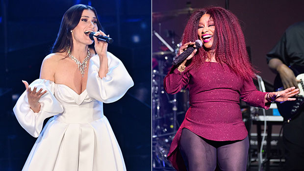 Idina Menzel Duets With Chaka Khan For Remake Of 'I'm Every Woman' For International Women's Day