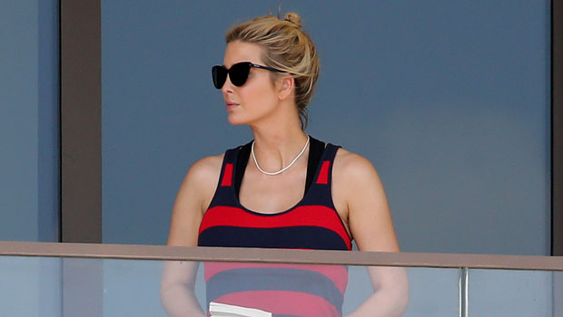 Ivanka Trump Frolics On A Yacht In A Bikini With Family Amid Capitol Insurrection Investigation