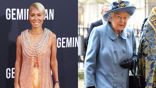Jada Pinkett Smith Jokes That The Queen Should Do 'Red Table Talk' After Harry & Meghan Talked To Oprah