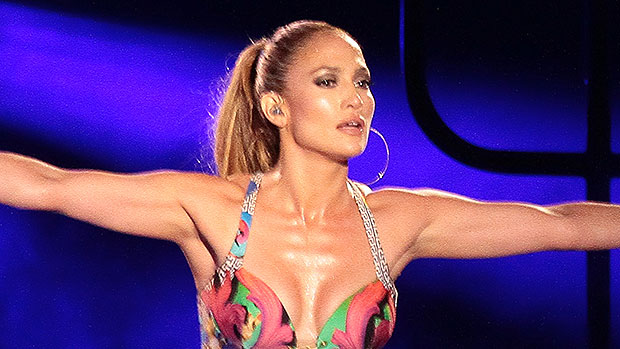Jennifer Lopez Soaks In A Bathtub With Hilarious 'Trolls' Inspired Hairstyle — See Pic