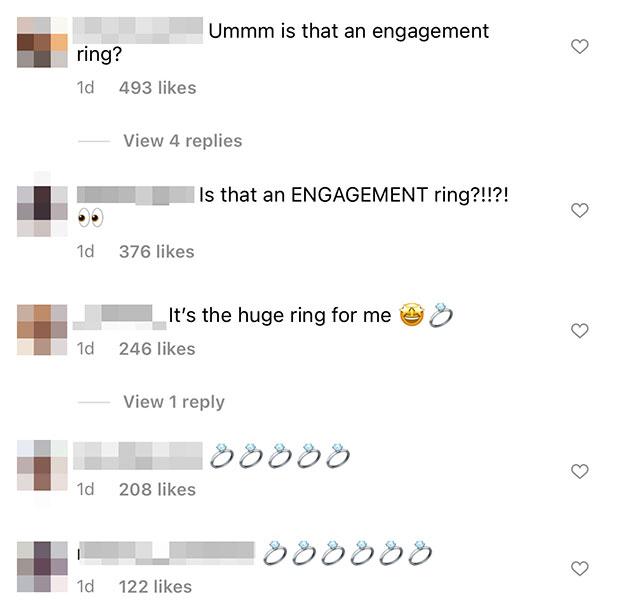 Jordyn Woods Engagement Speculation