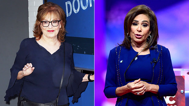 Joy Behar Torches Fox Host Jeanine Pirro For Calling Migrant Children 'Lower level Human Beings'