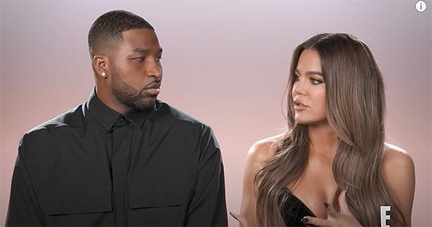 Tristan Thompson, Khloe Kardashian