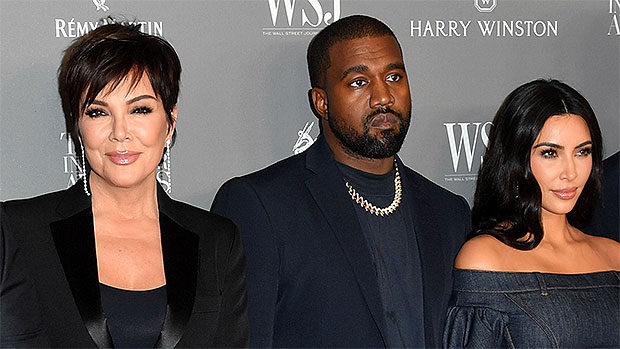 Kris Jenner Reacts To Kim Kardashian & Kanye Wests Divorce  Hollywood Life