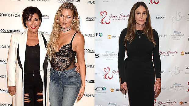 Kris Jenner, Khloe Kardashian, Caitlyn JennerShutterstock