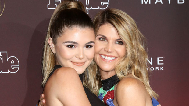 Olivia Jade Looks Like Mom Lori Loughlin's Twin With Waist-Length Hair – See Lookalike Pics