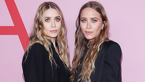 Mary Kate & Ashley Olsen Pose With Mickey Mouse In John Stamos' Adorable Throwback Pic