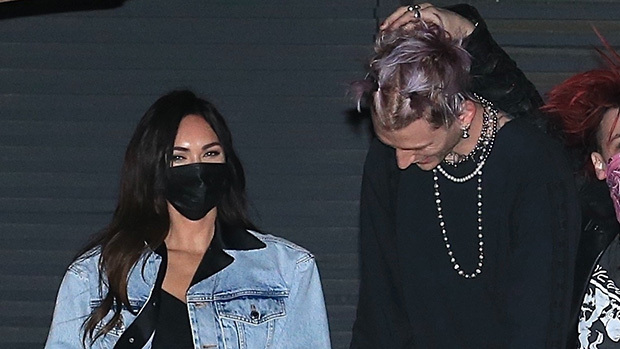 Megan Fox Holds Hands With Machine Gun Kelly While Rocking A Crop Top On Date Night.jpg