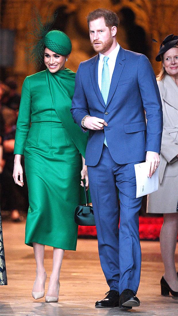 Michelle Obama Meghan Markle Prince Harry