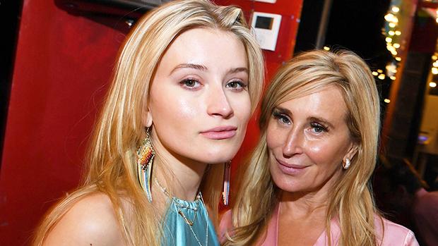 Sonja Morgan & daughter Quincy