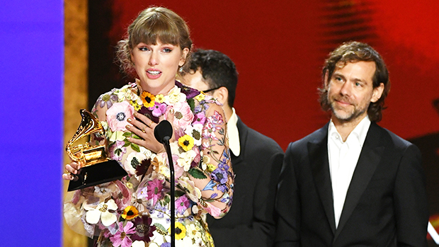 Taylor Swift Thanks Joe Alwyn After Becoming 1st Woman To Win Album Of The Year Grammy 3 Times