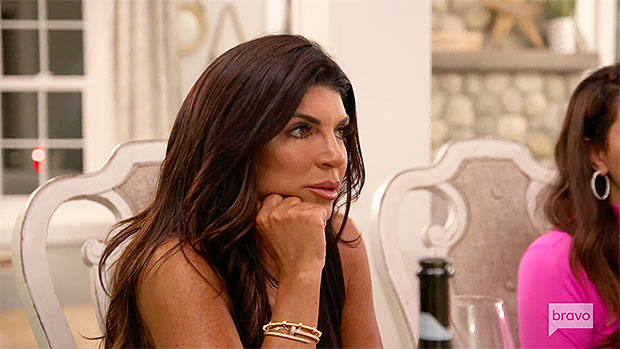 'RHONJ': Teresa Giudice Storms Off After New Rumors About Joe Gorga & Jackie's Husband Surface