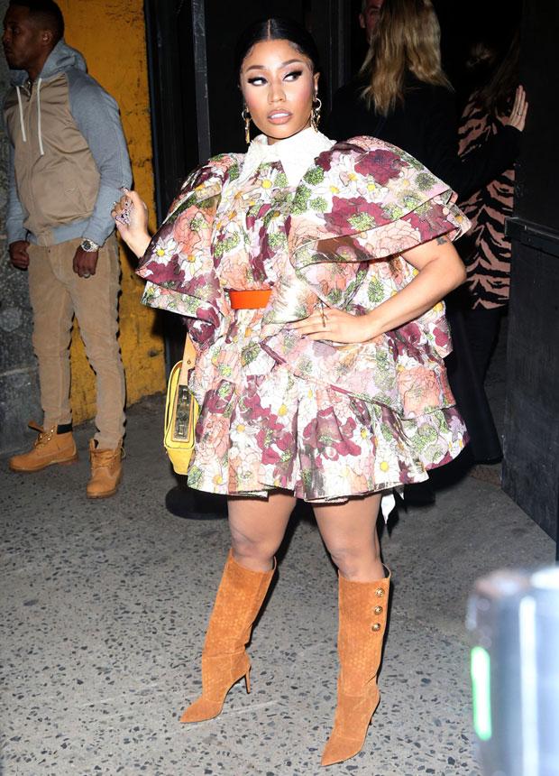 Tiffany Haddish Disses Nicki Minaj