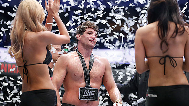 Ben Askren: 5 Things To Know About Retired MMA Fighter Facing Off Against Jake Paul.jpg