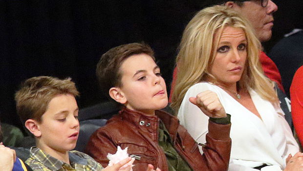 Britney Spears Sons