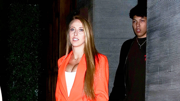 Brittany Matthews Shows Off Her Post-Baby Body In Fierce Orange Outfit 2 Months After Giving Birth.jpg