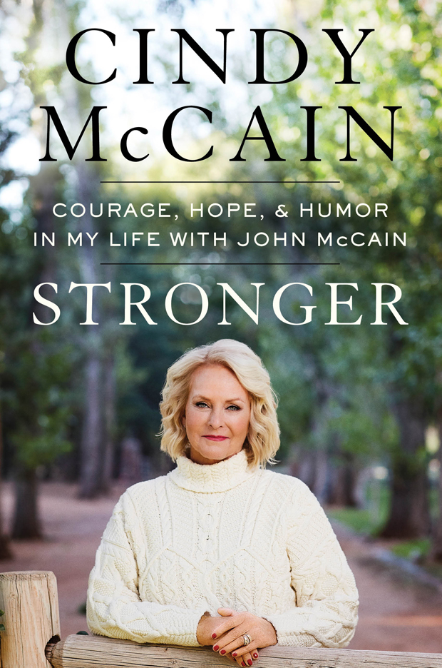 Cindy McCain Memoir