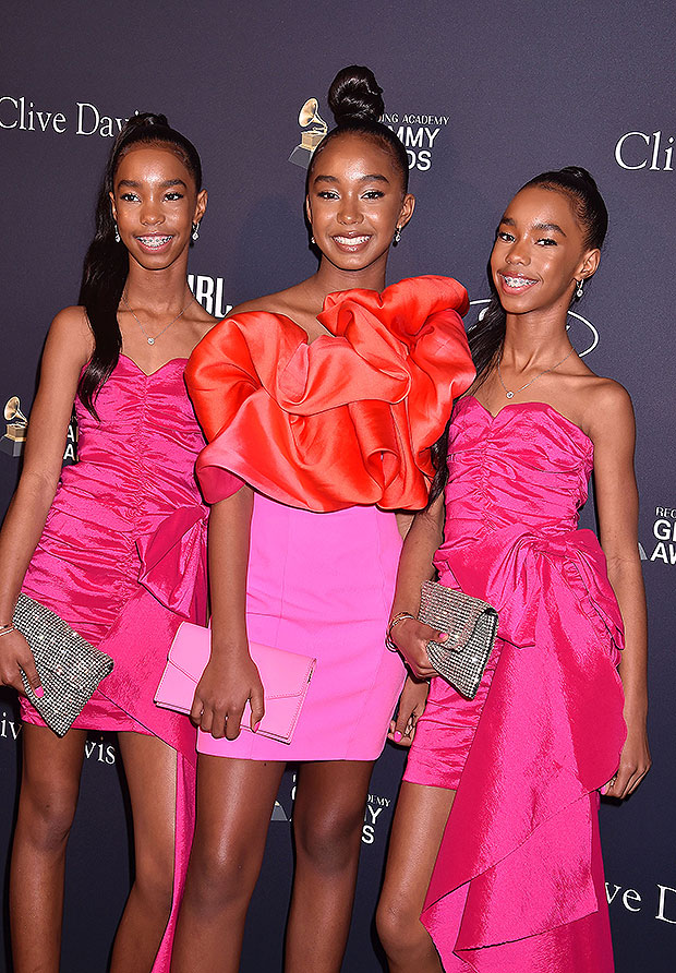 Diddy's Daughters