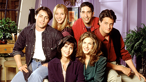 'Friends' Cast Films Reunion: See Pics Of Iconic Fountain, Monica's Apartment & More