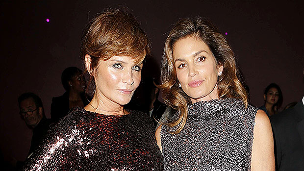 Helena Christensen, 52, & Cindy Crawford, 55, Look Flawless As They Pose For The Ultimate Supermodel Selfie.jpg