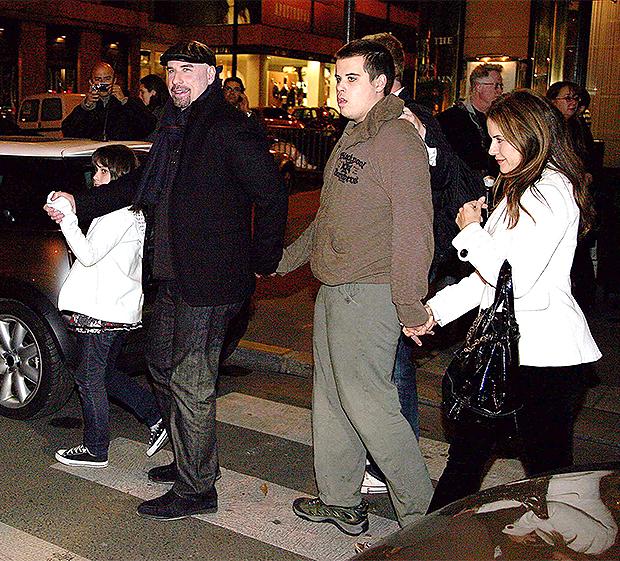 John Travolta Kelly Preston Kids
