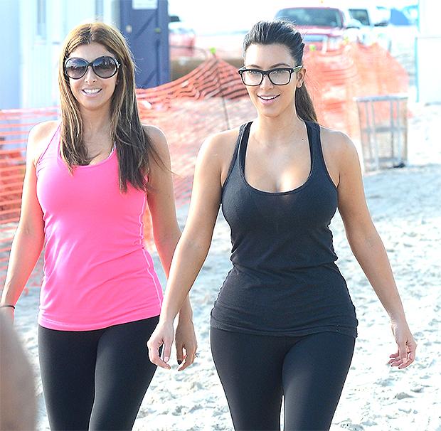Larsa Pippen Kim Kardashian