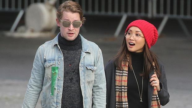 Macaulay Culkin & Brenda Song's Baby Born: Couple Welcome 1st Child –  Hollywood Life